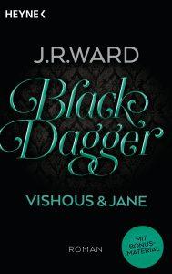 Black Dagger - Vishous Jane von J R Ward