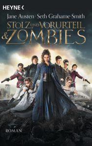 Stolz und Vorurteil und Zombies von Jane Austen