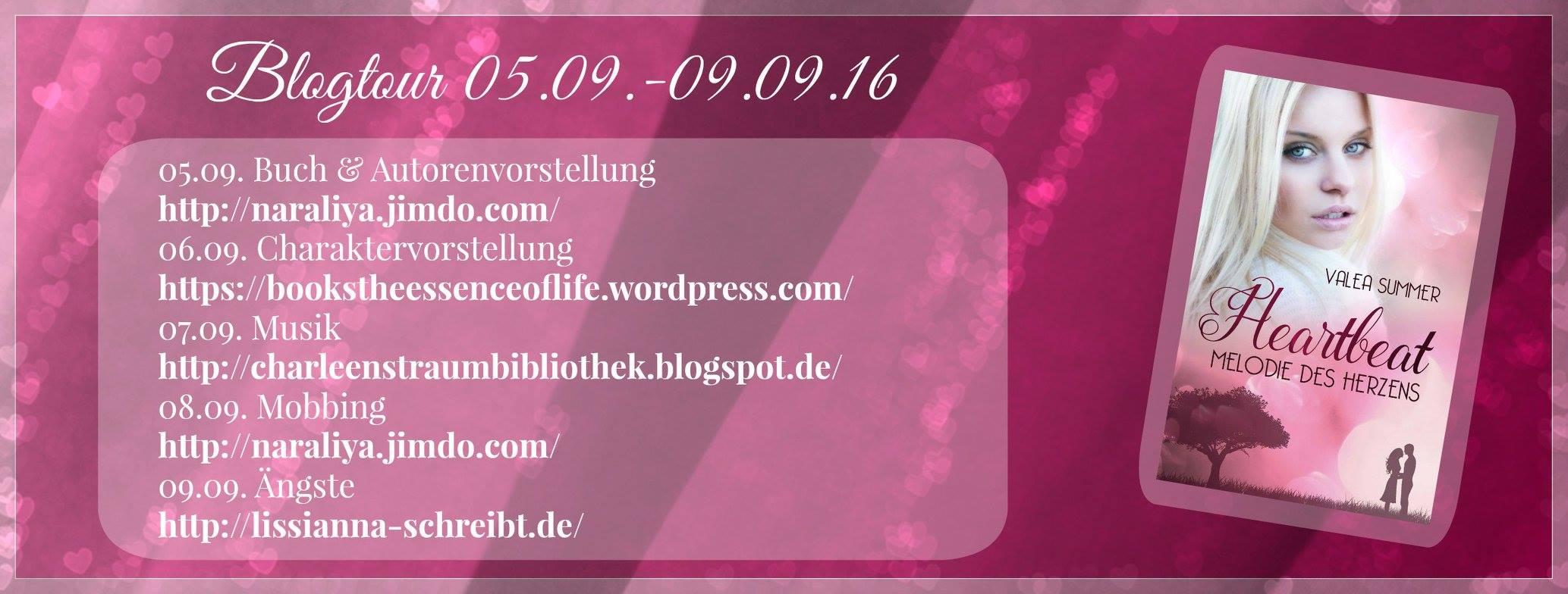 banner blogtour calla und Liam
